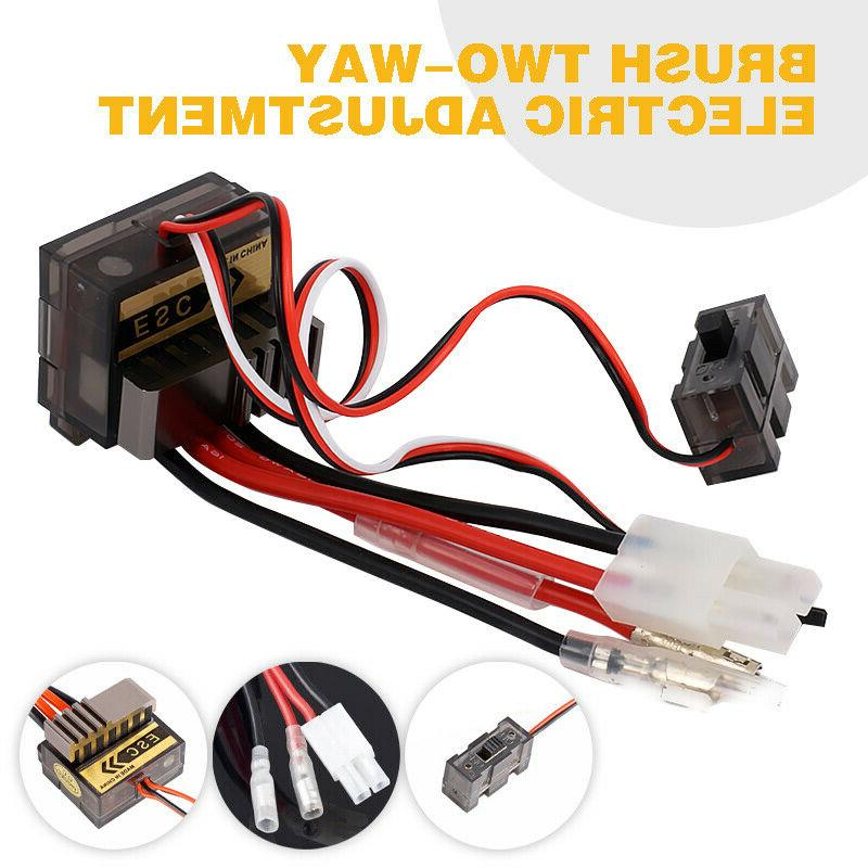 320a esc brushed electronic speed controller w